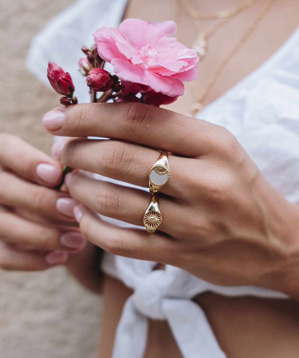 Twinning is winning: meet the new matching rings