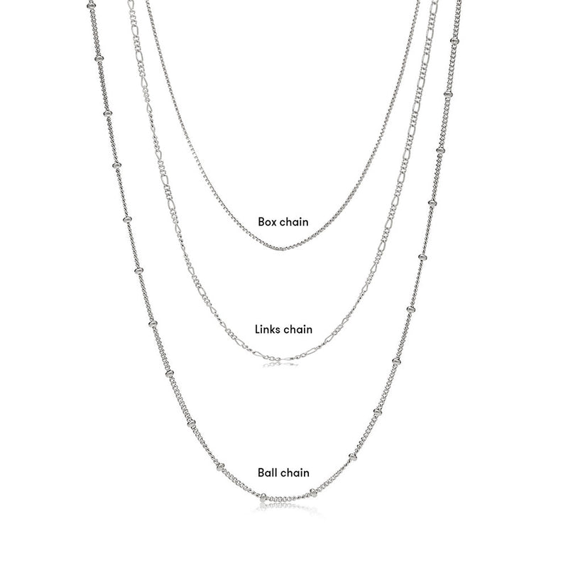Selected Chain (Silver)