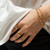 Everyday Chain Bracelet - Gold
