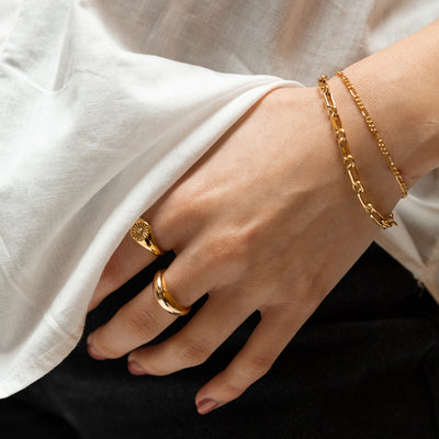 Everyday Gold Chain Bracelet