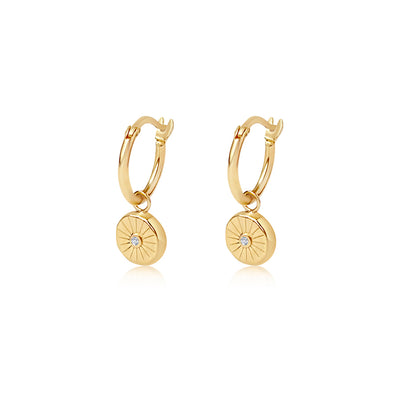 Lumina Charm Earrings