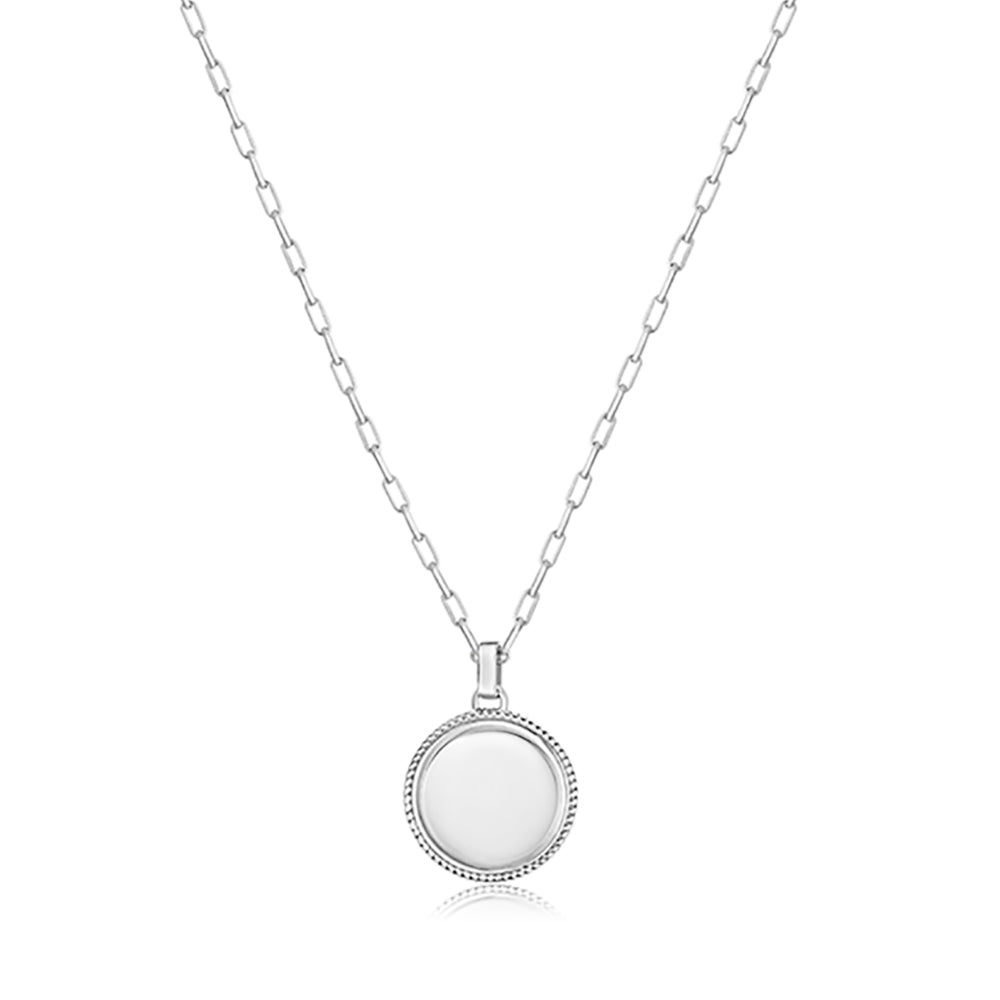 Unity Coin Necklace
