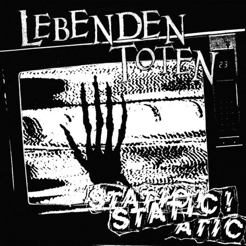Lebenden Toten - Static! S/Sided 12""