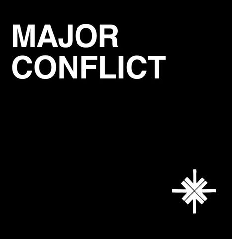 Major Conflict - S/T EP