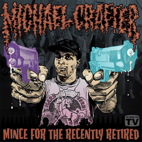 Michael Crafter - Mince For The Recently Retired LP