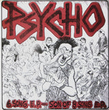 "Psycho – 6 Song E.P. ""Son Of 8 Song E.P."""