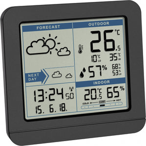 TFA Wireless weather station 35.1152.01