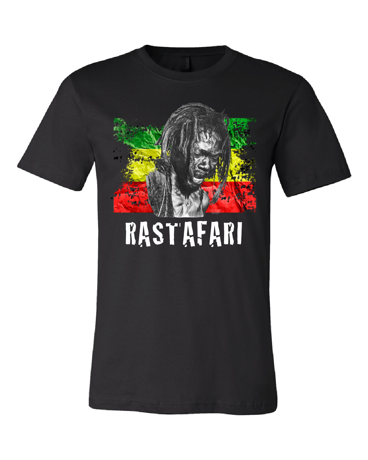 Chanting Rastafari Mens