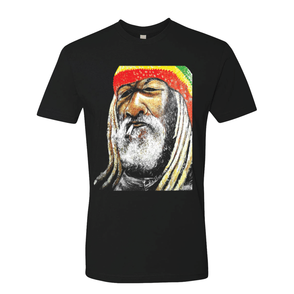 Ganja Man Men's T- Shirt