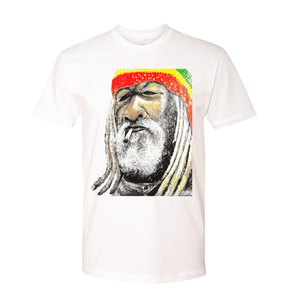 Ganja Man Mens T- Shirt