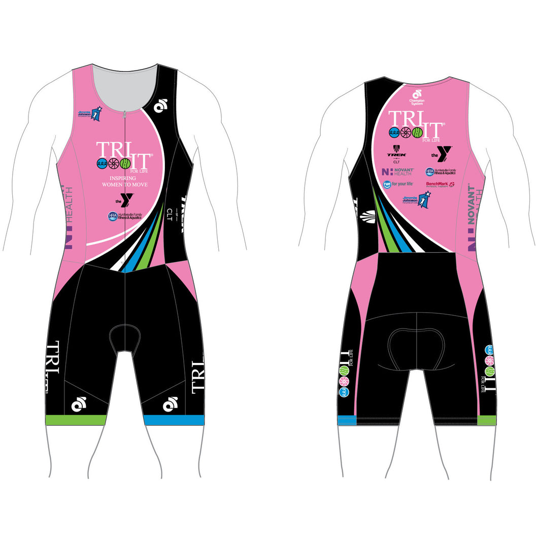 Tri It for Life Charlotte - Performance Classic Tri Suit