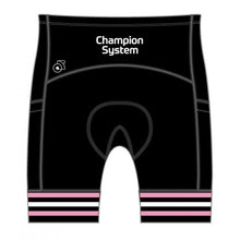 Apex - Black Classic Stripes Tri Short