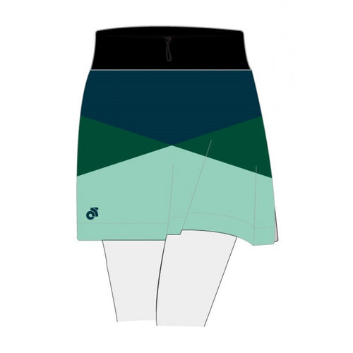 Geo II - Bella Run Skirt
