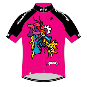 "TheCyclist-Lawyer - Apex Pro Short Sleeve Jersey ""Boldly Go"" (P)"