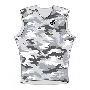 Performance - Camouflage Tri Top