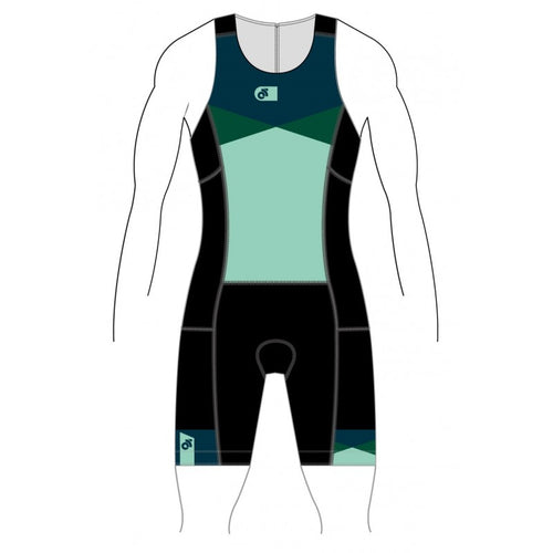 Performance - Geo II Tri Speedsuit