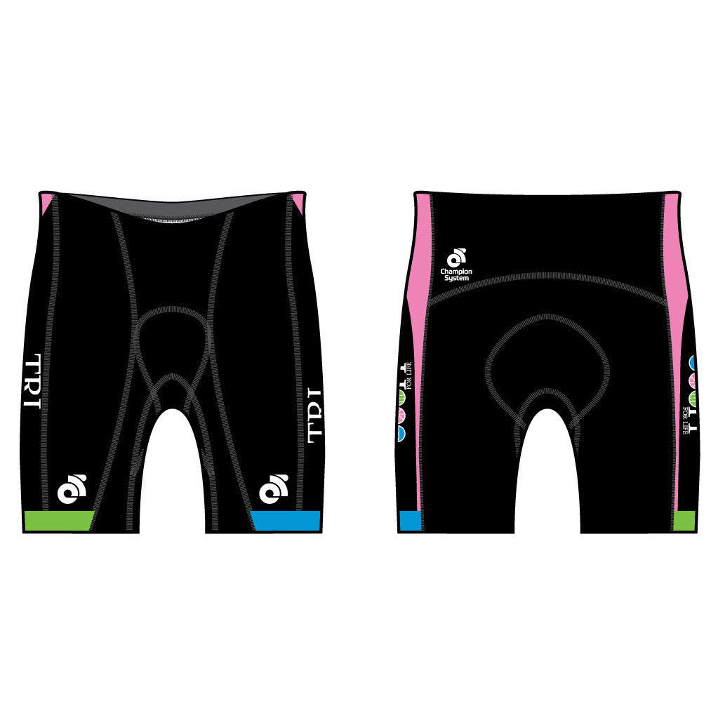 Tri It for Life - Performance Link Tri Shorts