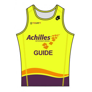 Men's Sport Run Singlet - GUIDE