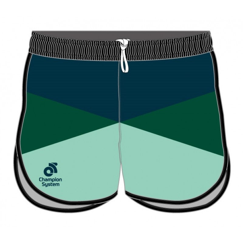 Geo II - Race Shorts