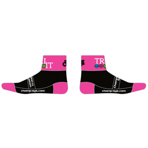 "Tri It for Life - Socks, 2"" Cuffs"