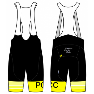 PCC Yellow Tech Bib Short
