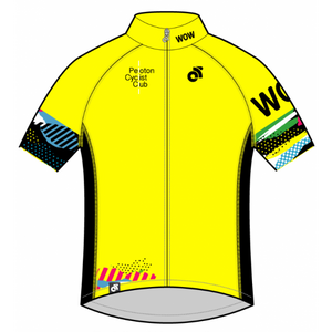 PCC Yellow Tech Pro Short Sleeve Jersey