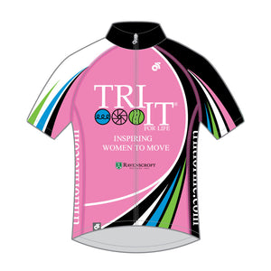 Tri It for Life Raleigh - Tech Pro Short Sleeve Jersey