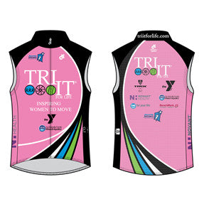 Tri It for Life Charlotte - Intermediate Wind Vest