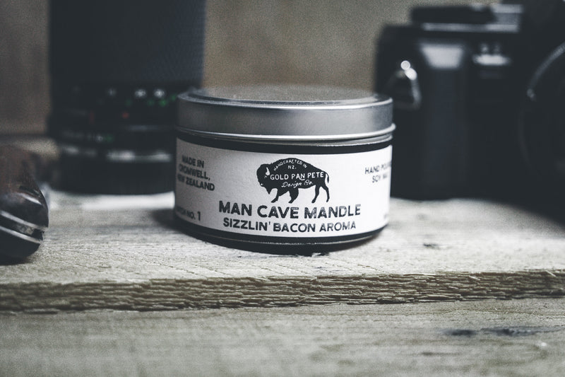 Travel Candle - Bacon Scented