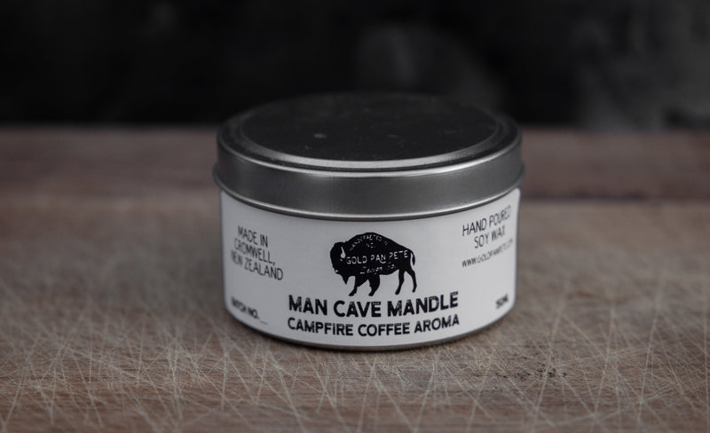 Travel Candle - Fresh Brewed Campfire Coffee