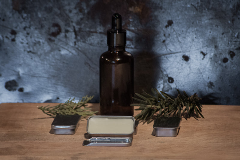 'Deep Woods' Natural Solid Cologne