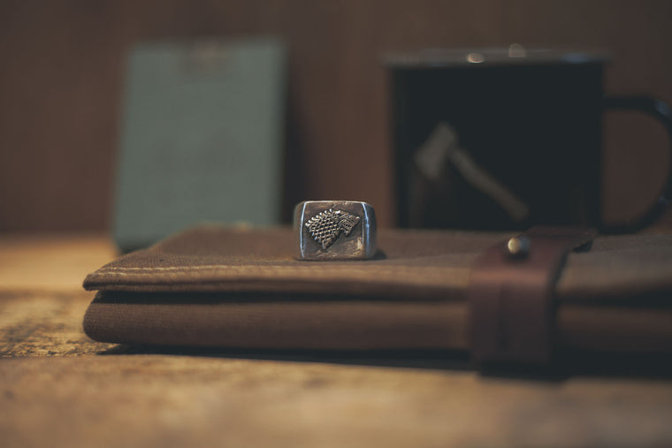Stark House Seal Ring