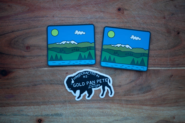 Sticker and Magnet Pack
