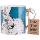 Into The Wild Hare Mug