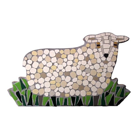 Sheep Mosaic