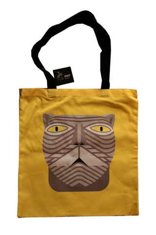 Corinium Creature Lion Tote Bag