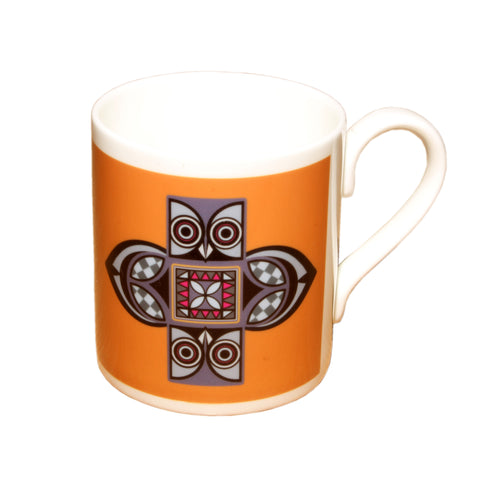 Owl Corinium Creatures Mug Clifford Richards