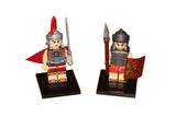 Roman Minifigure Infantry Centurion (compatable with Lego)