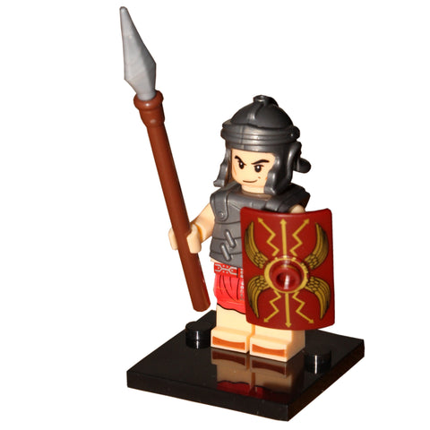 Roman Infantry Minifigure (compatable with Lego)