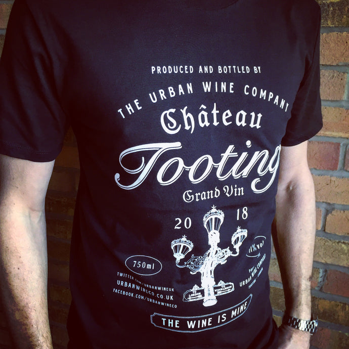 Men's Short-sleeved Chateau Tooting T-shirt