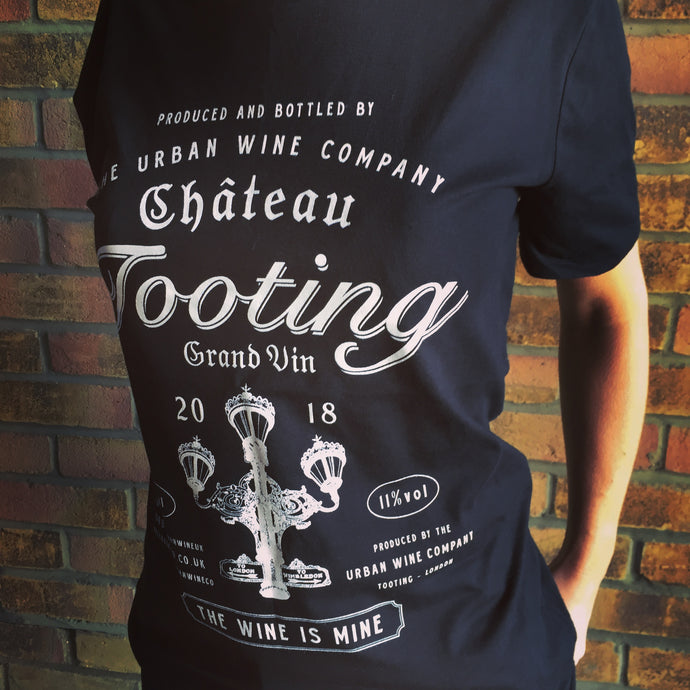 Women's Short-sleeved Chateau Tooting T-shirt