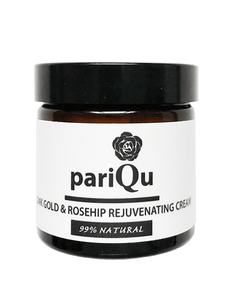 natural and organic face cream for sensitive skin with botanical oils