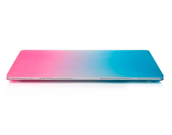 Transparent regnbue cover til Macbook Air