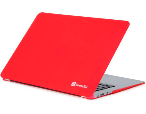 XTREMEMAC MacBook Air 13 Microshield Rød