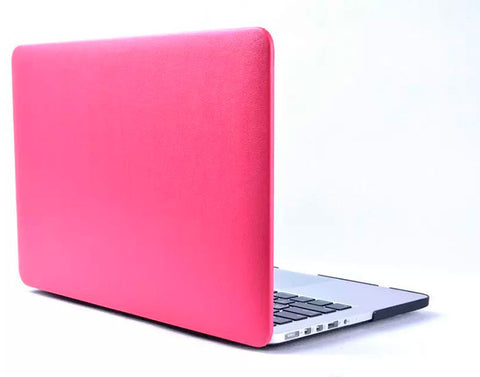 Safari læder cover MacBook Pro Pink