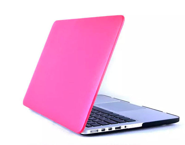 Safari læder cover MacBook Air Pink