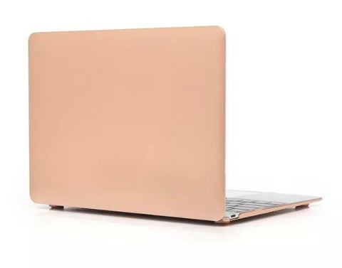 Luksus guld Macbook air 13 cover