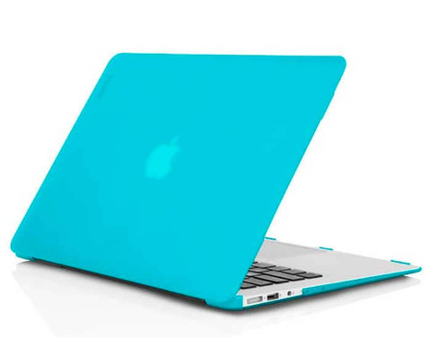 "Feather case Macbook Air 13"" Blue - Incipio"
