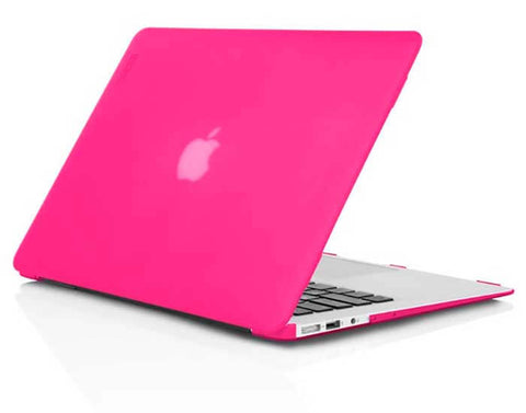 "Feather case Macbook Air 13"" Pink - Incipio"