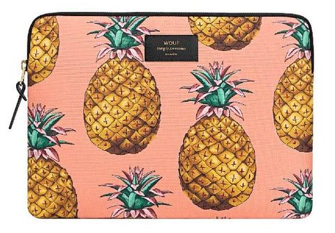 "WOUF - ANANAS 13"" - Laptop sleeve"